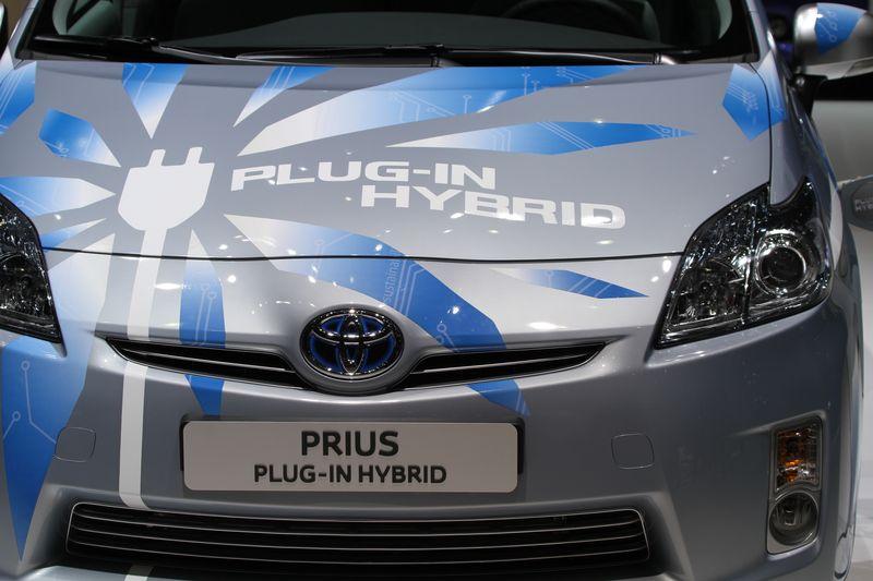Prius Hybrid  046