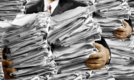 Bureaucratie-paperasse