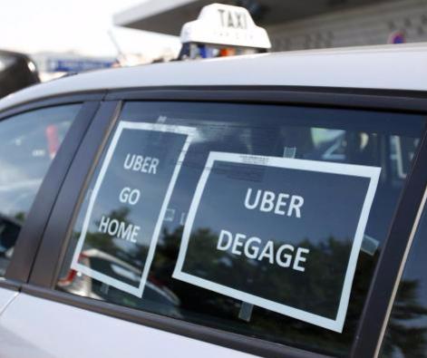 Uber dégage